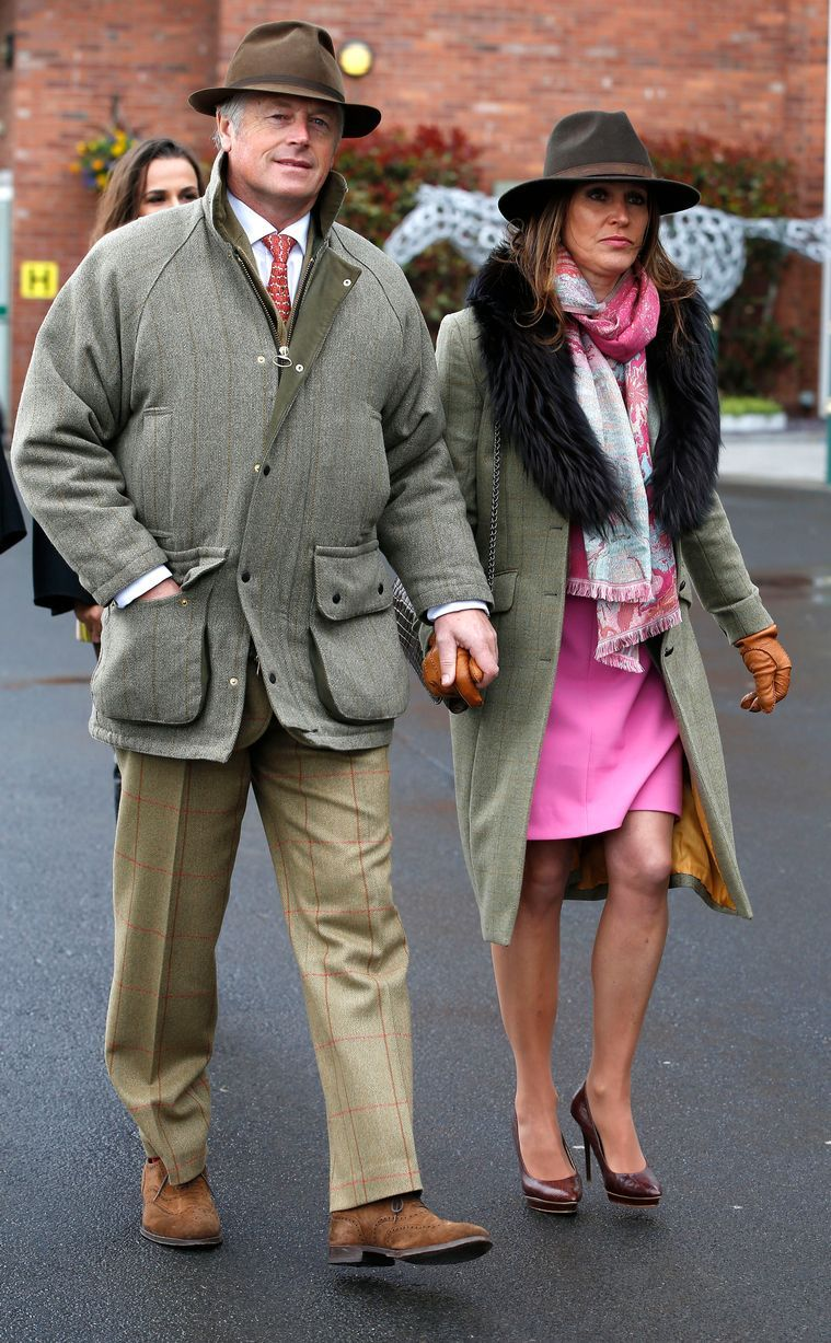 The Daily Mail A Grand National Disgrace Races Fashion Grand