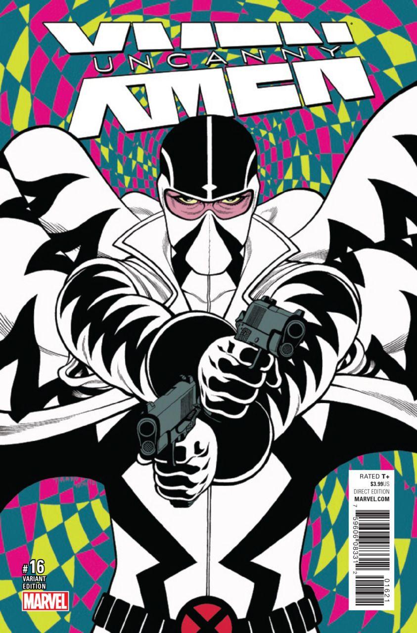 Uncanny X-Men #16 (Issue)