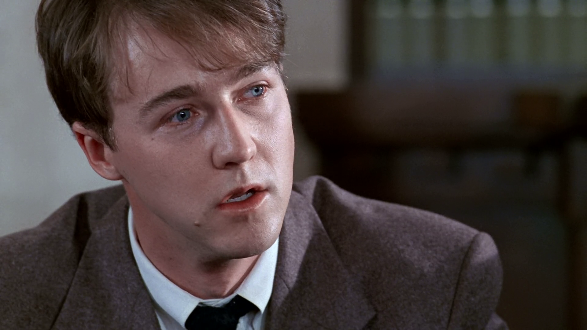 "Edward Norton, ""P..."