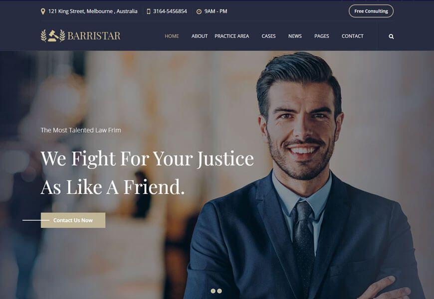 20 Best Lawyer Website Templates 2021 Radiustheme Lawyer Website Lawyer Website Design Law Web