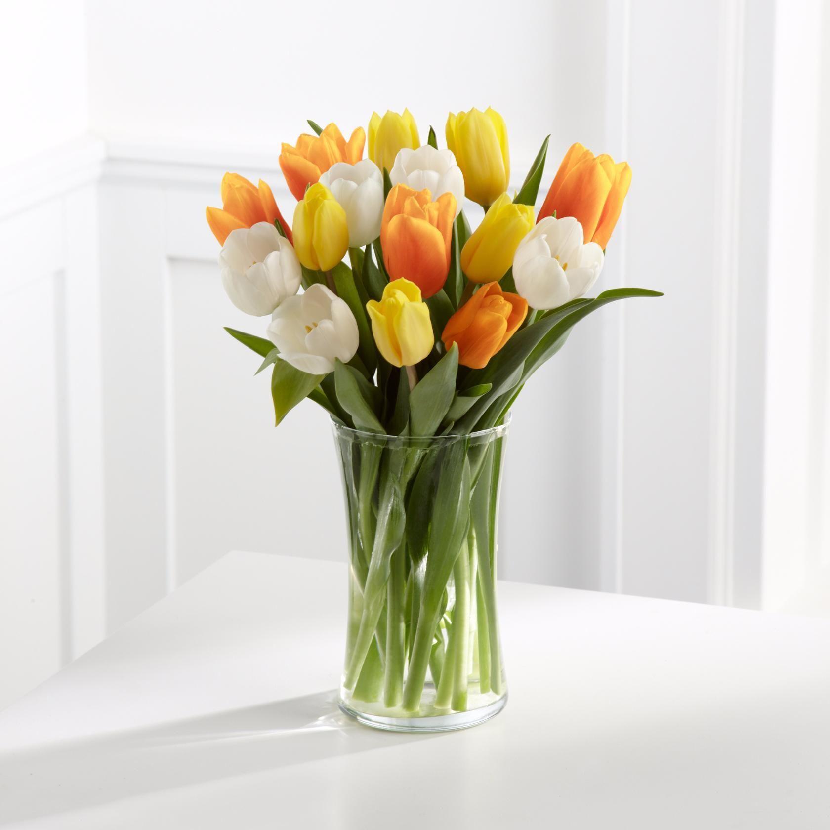 разнообразие картинки тюльпаны красивые букеты в вазе зимнее время