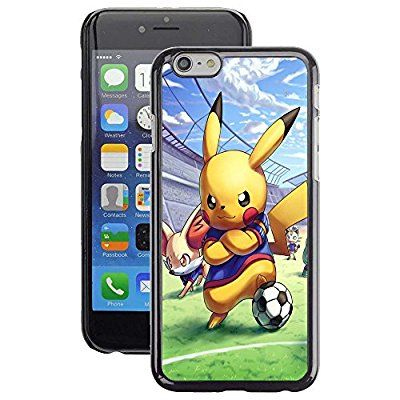 Pokemon pikachu League football iphone case