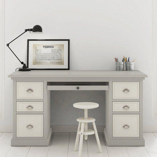 Peinture pour meuble RELOOK MEUBLE MAISON DECO, gris, 0,5 l - Peindre Un Meuble En Gris