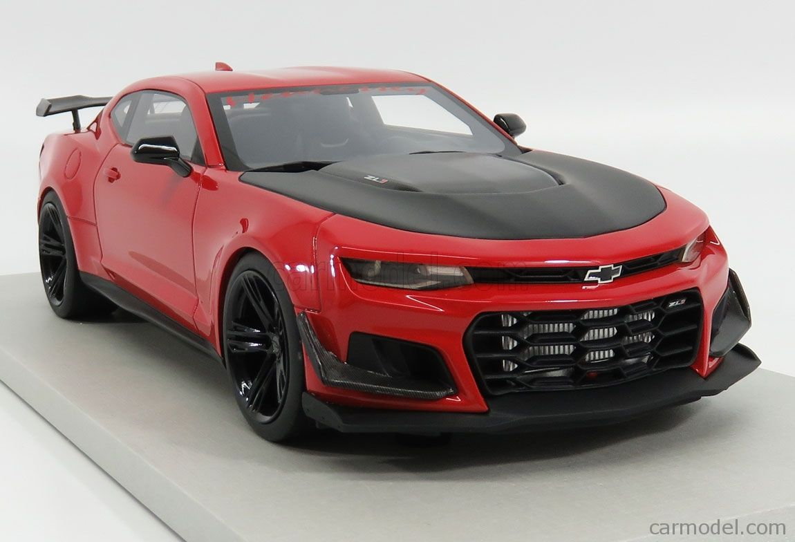 Ls Collectibles Ls039b Scale 1 18 Chevrolet Camaro Zl1 Coupe Hennessey Exorcist 850hp 2017 Red Black Camaro Zl1 Chevrolet Camaro Zl1 Camaro