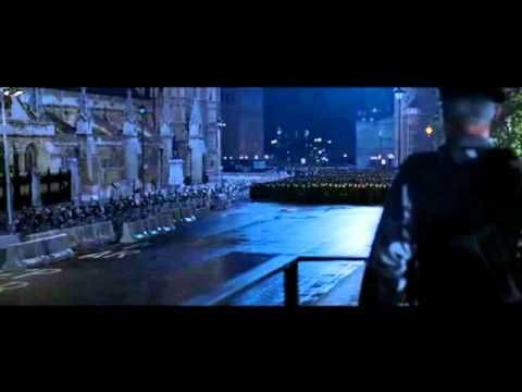 V for Vendetta - final revolution scene...love it!