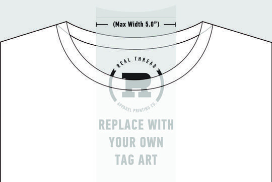 Free Inside Tag Template Mockup Your Custom Branded Tag Design