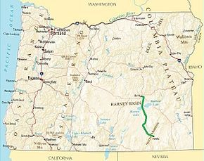 High Desert Discovery Scenic Byway - Wikipedia, the free encyclopedia