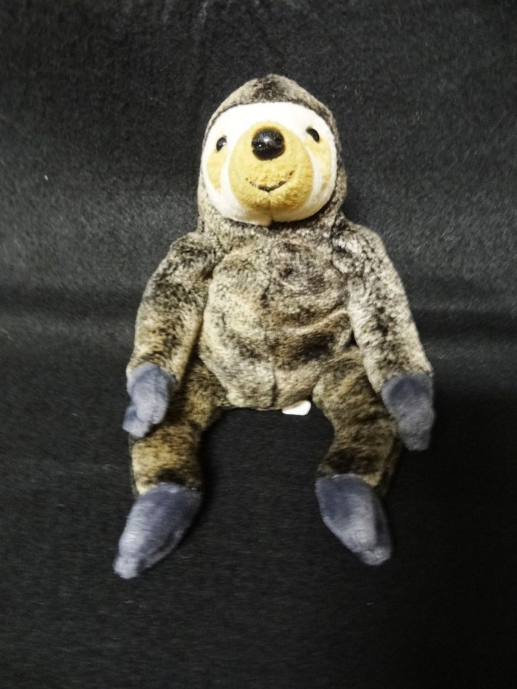3fe042ca880 TY Beanie Baby SLOWPOKE the SLOTH Plush Stuffed Animal  Ty NEED THIS CUTIE  FOR MY