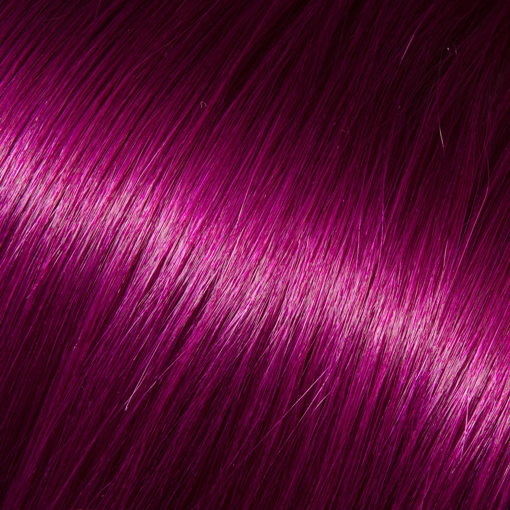 """18"""" Tape-In Pro Straight Hair Extensions in Purple 