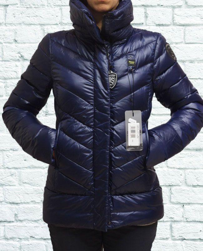 a5e679c847 Piumino Blauer - Donna | Blauer | Piumini, Abbigliamento e Giacca