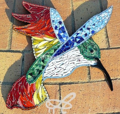 Humming bird by Glasshoppers https://www.facebook.com/glasshoppers.stained.glass