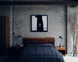 Sypialnia Styl Minimalistyczny Zdjęcie Od Homebookpl