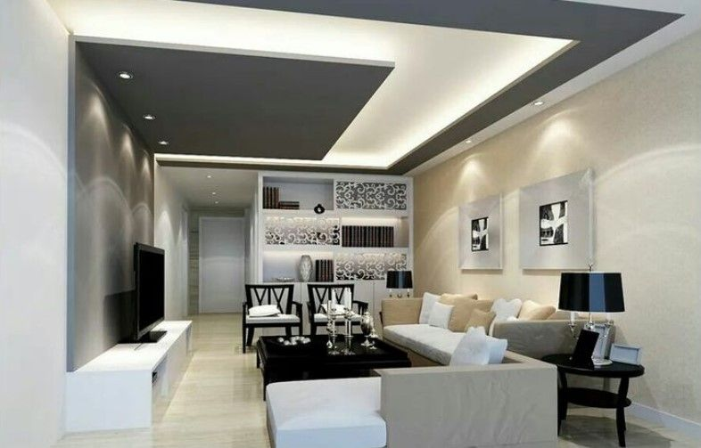 70 Best Living Room Decoration Ideas To Try At Home Ceiling