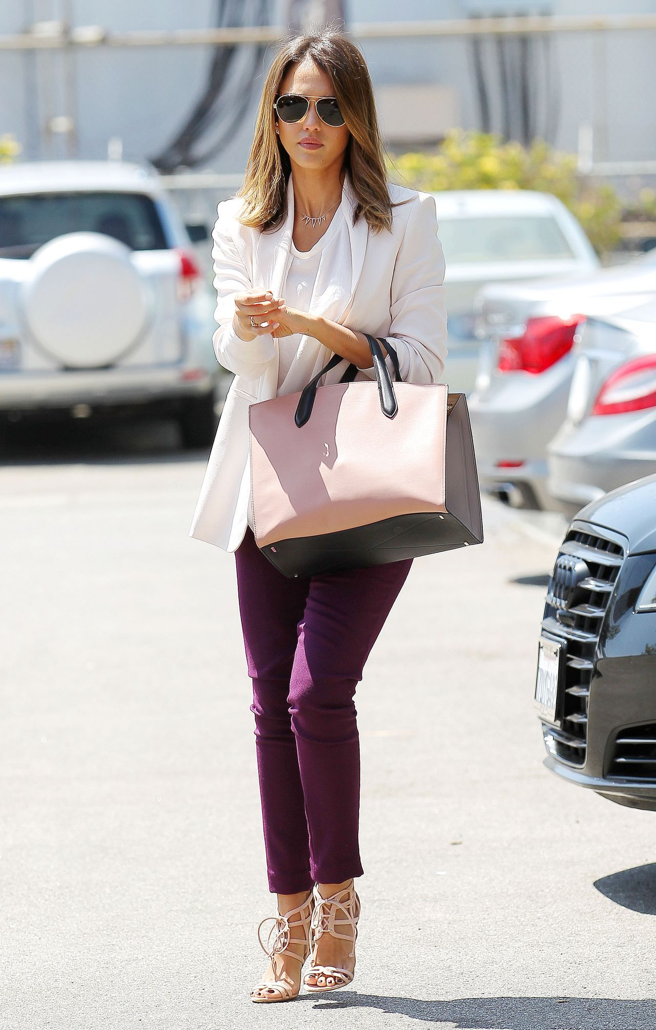 Jessica Alba Style And Outfits Style Advisor Work Outfits Pinterest Jessica Alba Style