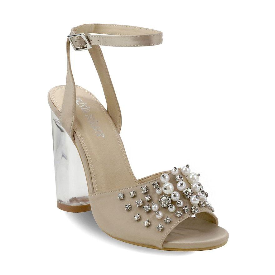 Olivia Miller Stuyvesant ... Women's High Heel Sandals ocpmN9