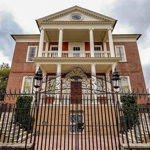 Miles Brewton House, 27 King Street, Charleston, South