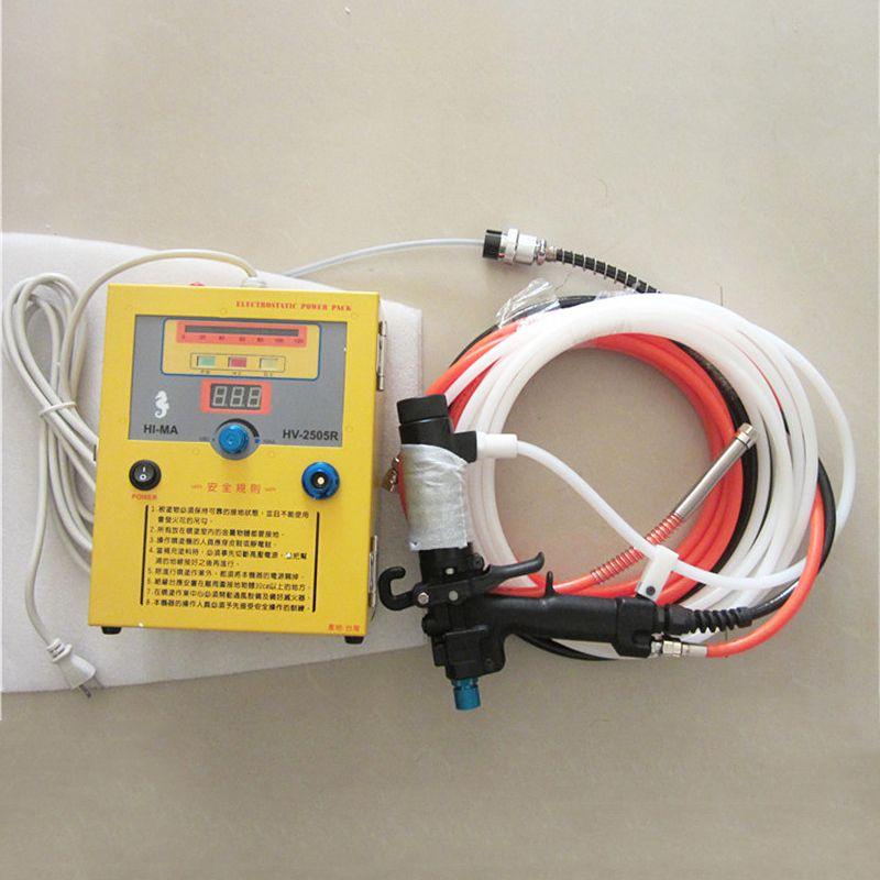 Hima TC-92 Water-Based Coating Electrostatic Spray Gun
