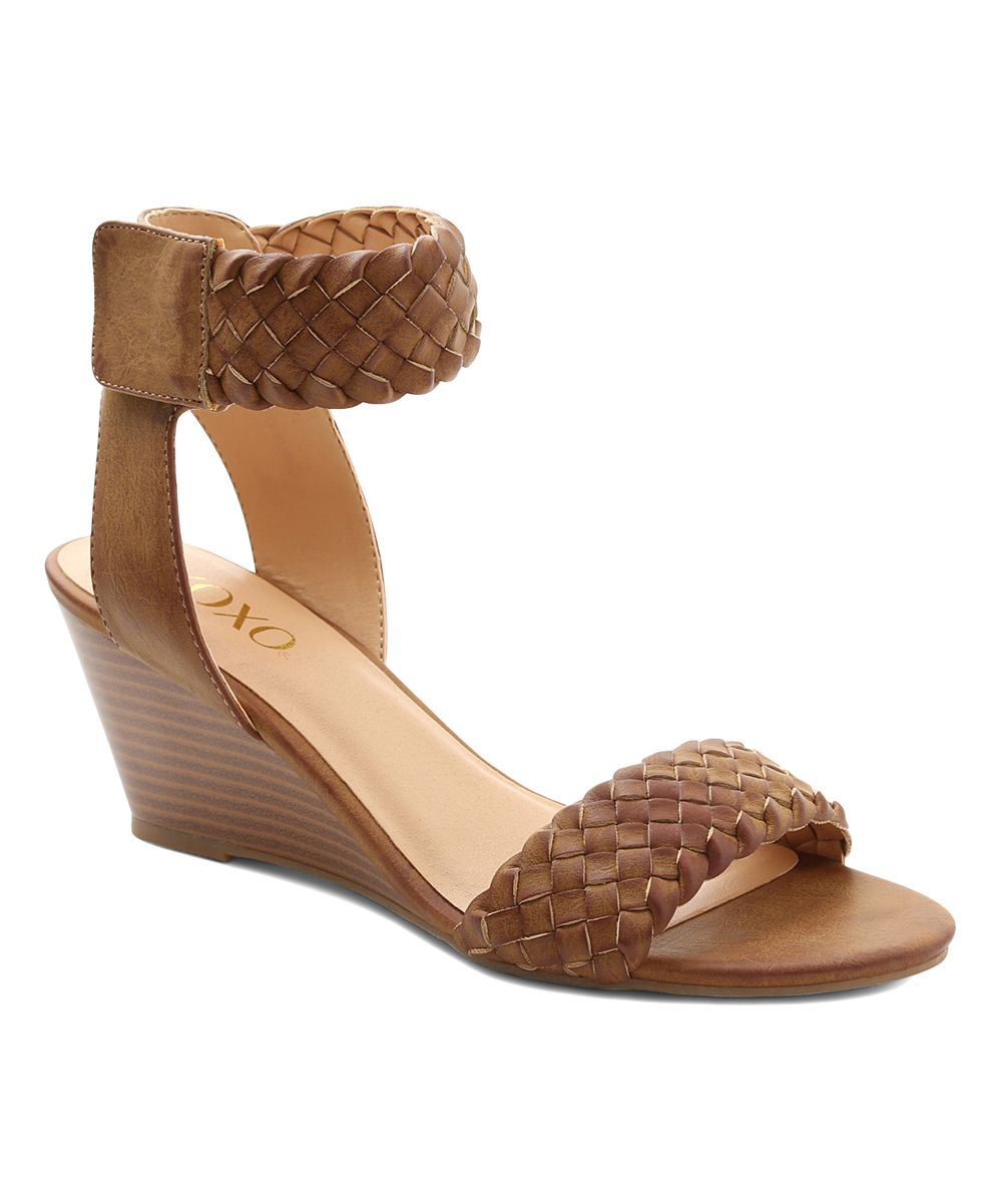 13fa6109da1a Tan Sonnie Sandal. Tan Sonnie Sandal Wedge Sandals ...