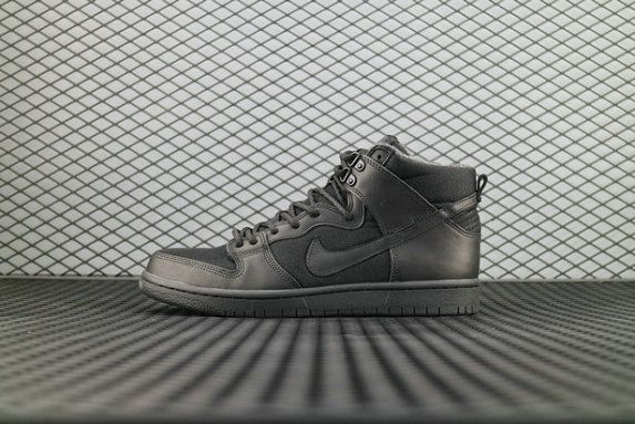 the best attitude 11e23 9c7a3 Nike SB Zoom Dunk High Black Samurai 923110 001 Skateboard Shoe For Sale  Big Boys Youth