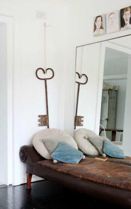 Birch + Bird Vintage Home Interiors » Blog Archive » Megan Morton's Sydney Home