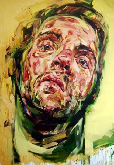 "Saatchi Art Artist Andrew Salgado; Painting, ""Spring, In Limbo"" #art"