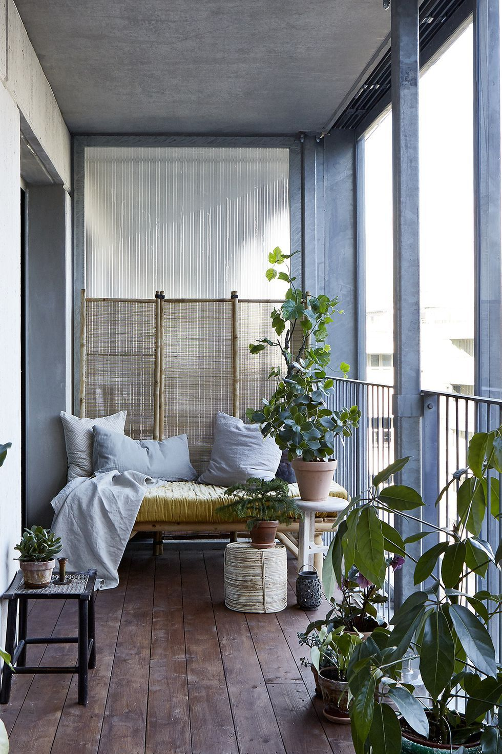 25 Balcony Design Ideas That'll Make You Want to Sit Outside Forever