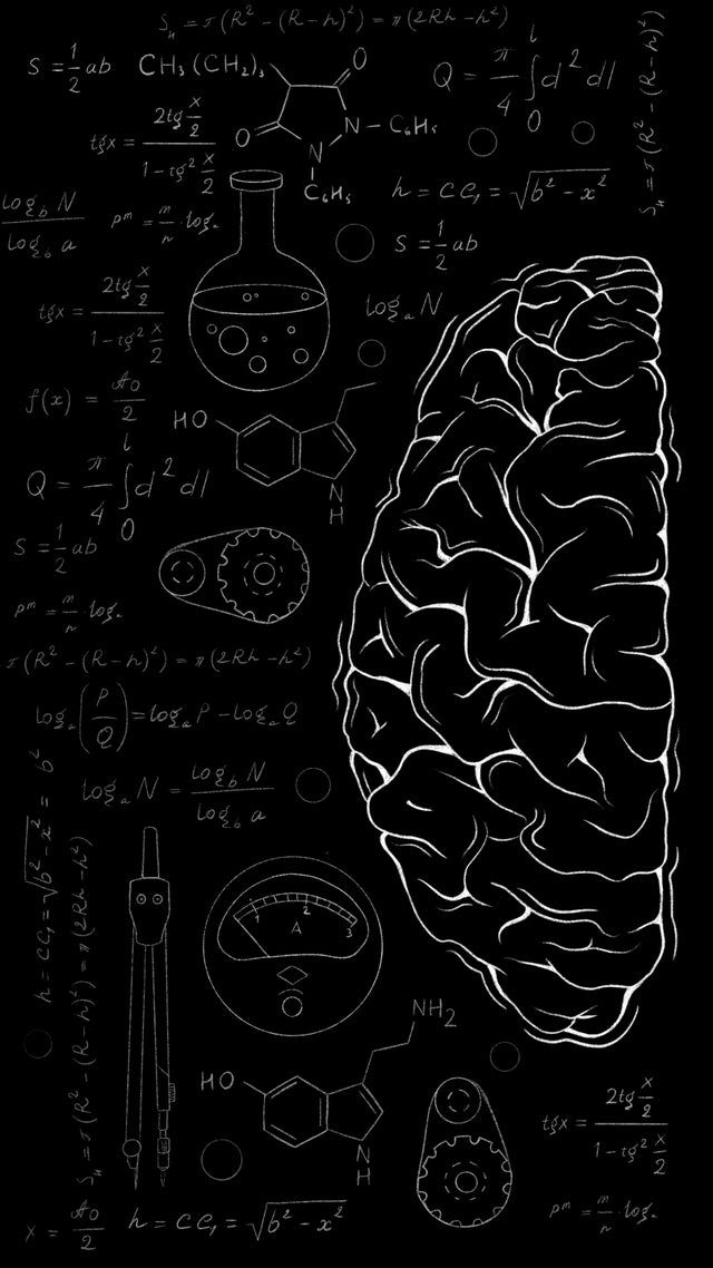 two sides of a brain - side 1 [3240x5760]