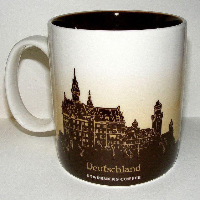 Starbucks is World Wide!!!    Starbucks Mug: Germany (2010) - Back by Pinay New Yorker, via Flickr