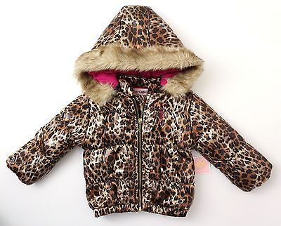 86082a836080 great fit 839d0 aaec0 faux fur coat with bow by juicy couture baby ...