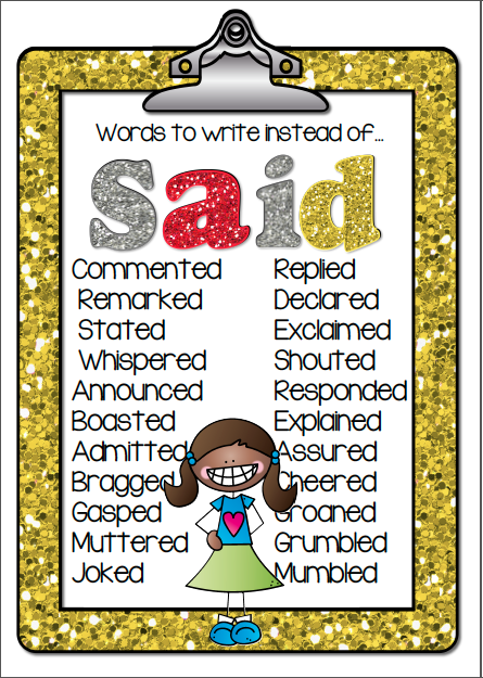 good writers use fancy words vocabulary posters for junior primary school build students vocabulary knowledge and writing skills with these beautiful