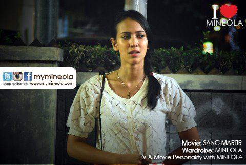 Pin oleh MINEOLA FASHION INDONESIA di TV & Movie personality