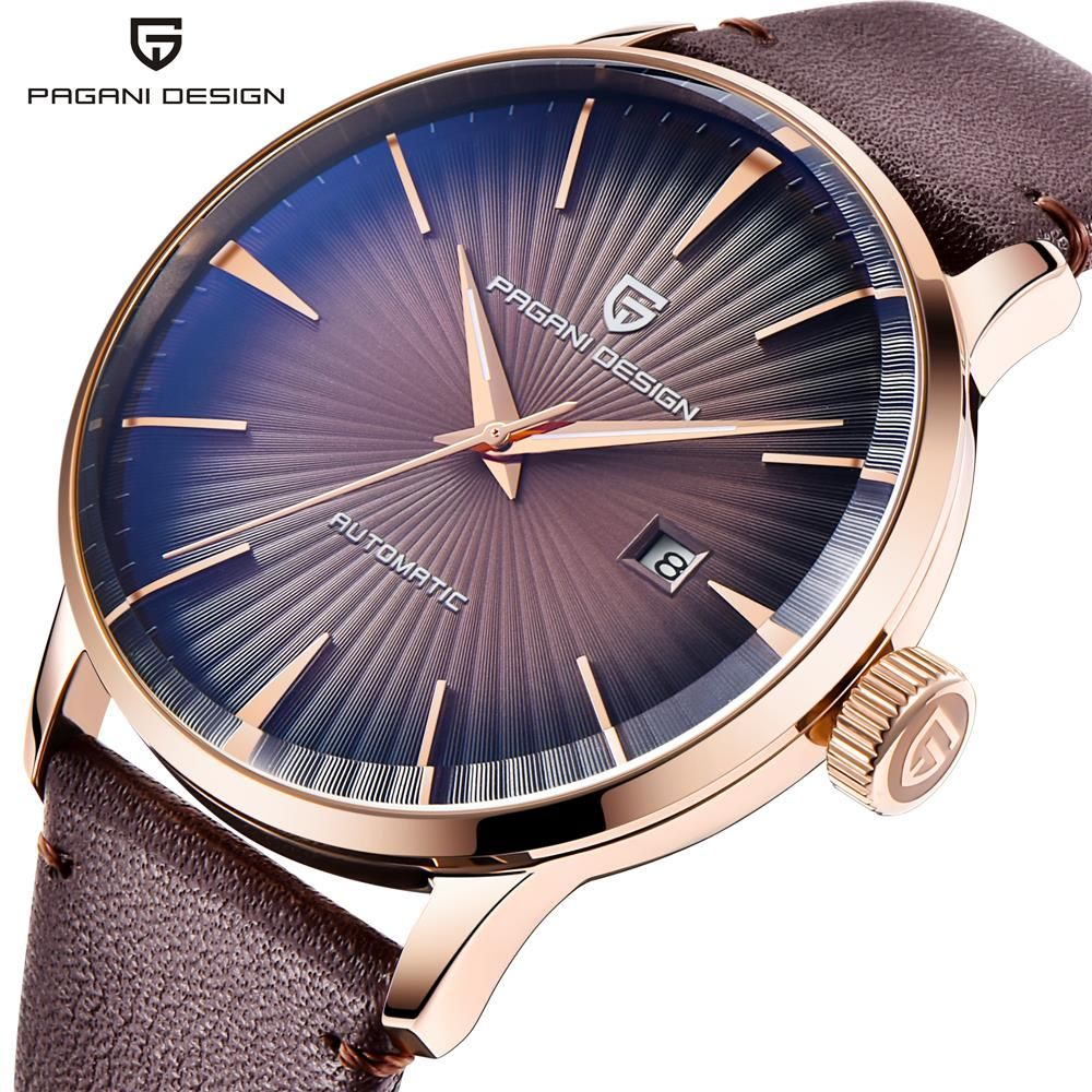 Mens Waterproof Design Pagani Luxury Brand Stainless Steel Watches 8nOwP0k