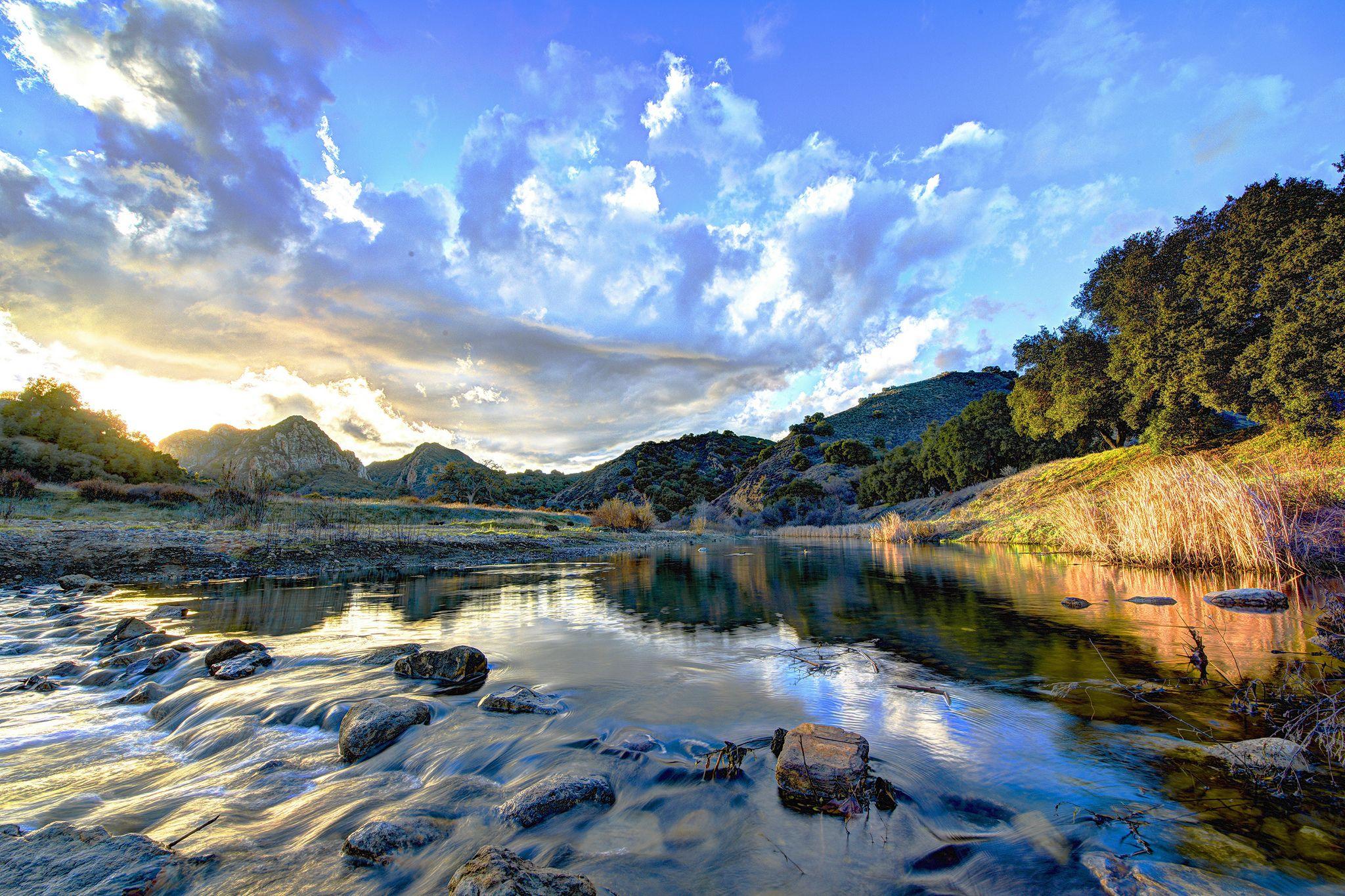 Nikon D800e Hdr Malibu Landscape Photography With 14 24 Mm Wide