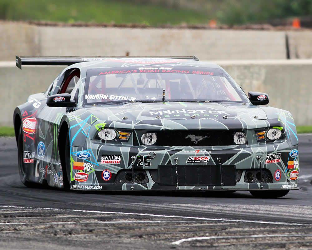 Ford Mustang Ta2 Trans Am Race Car For Sale: Formula Drift Champion Vaughn Gittin Jr. Takes On Trans Am