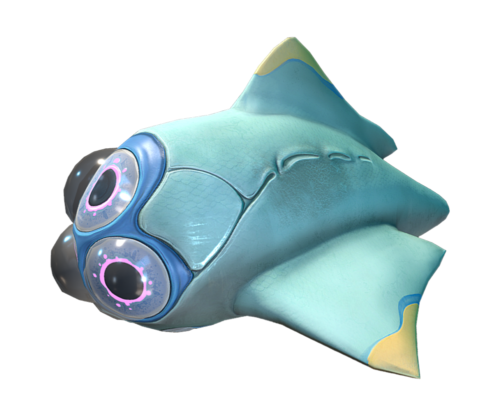 Subnautica Expansion The Expanse Underwater World Concept Art