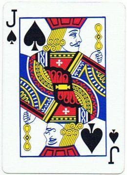 Playing Cards Clip Art With Images Playing Card Tattoos Jack