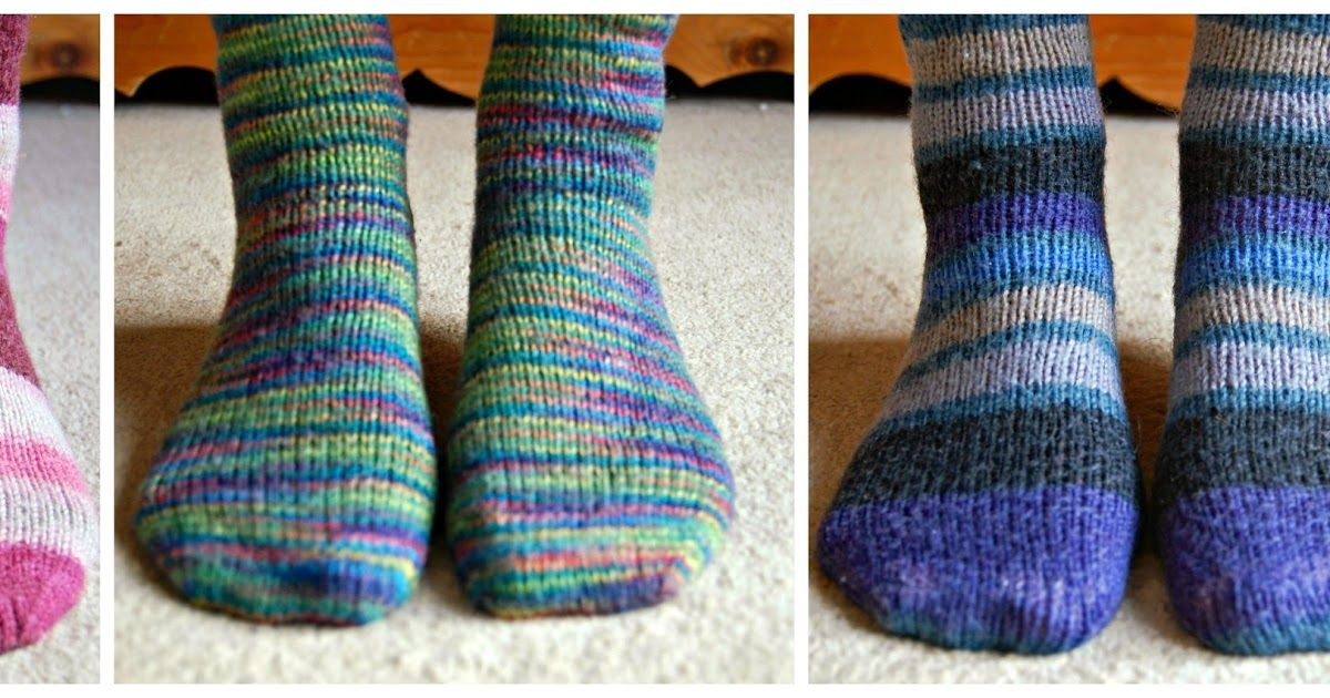 Basic 6ply Boot Socks Free Pattern And Tutorial Easy Beginner