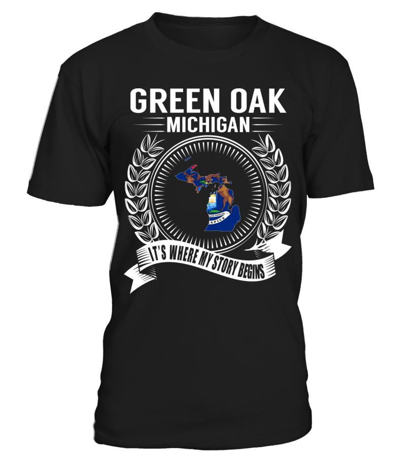 Green Oak, Michigan - My Story Begins