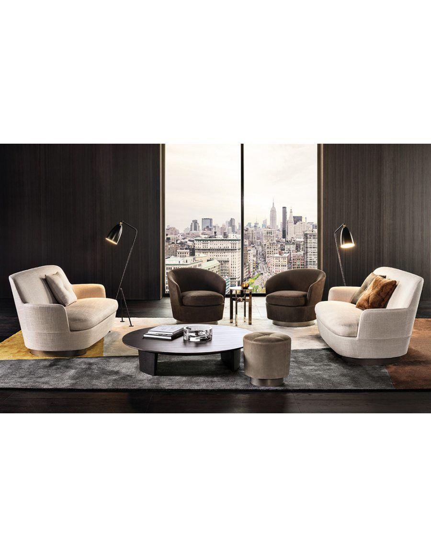 Minotti Jacques sofa design sfeer interieur city | Minotti ...