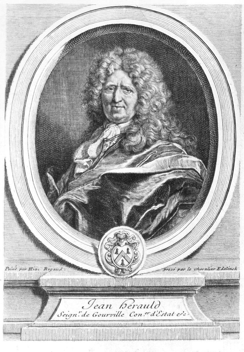 Jean Hérault de Gourville . L'instruction de Fouquet