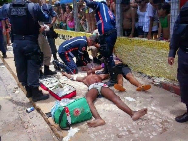 Blog do Gilvan BG: Três pessoas são baleados no carnaval da Redinha n...