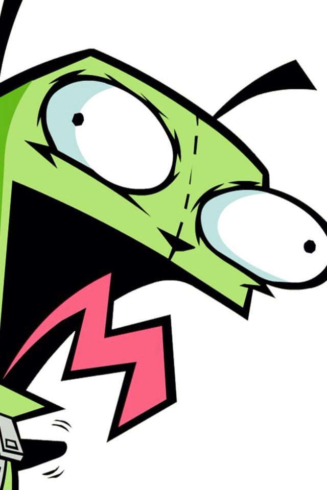 Pin By Griselda Aquino On Stuff I Find Funny Invader Zim Invader Zim Characters Old Cartoons