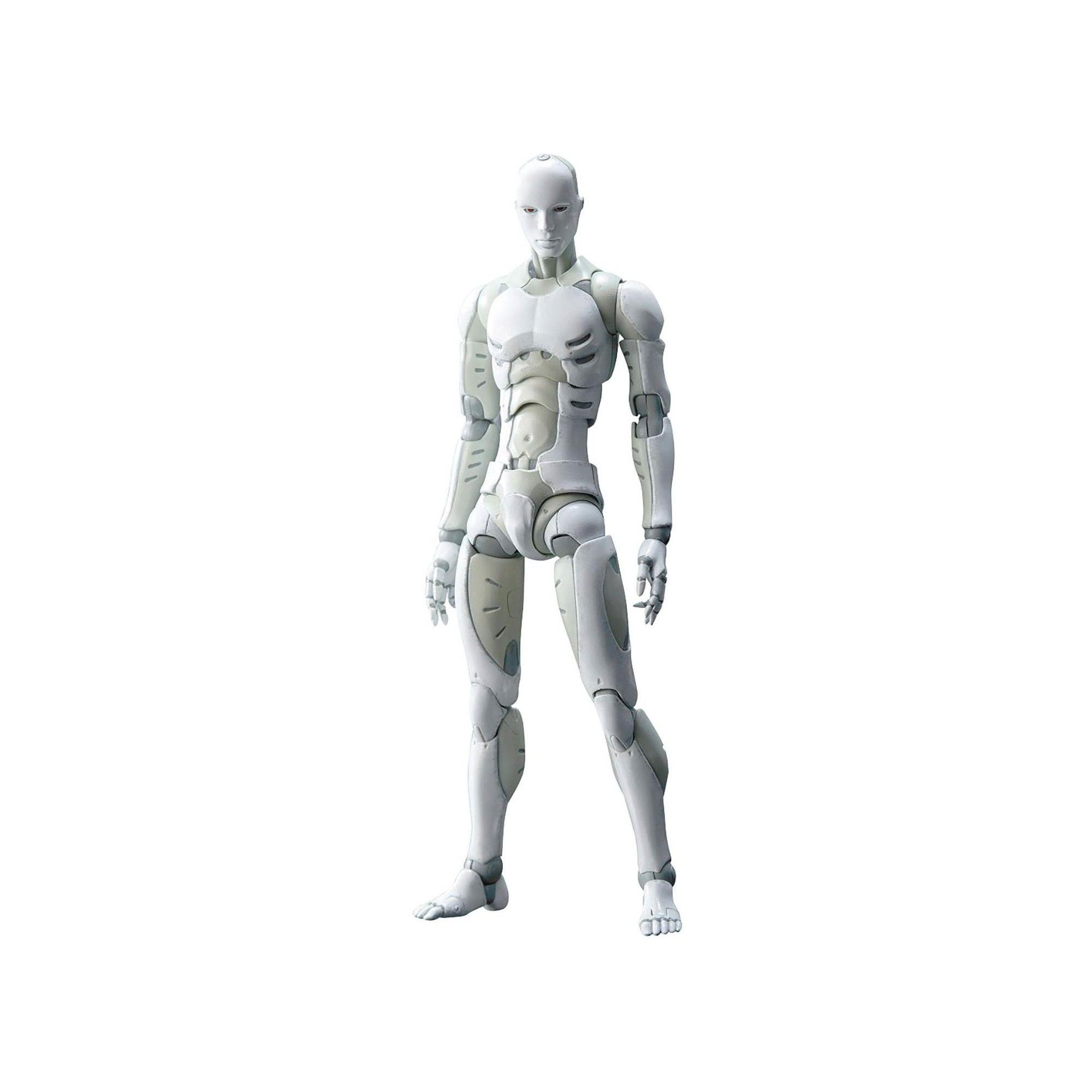 Toa Heavy Industries Synthetic Human Action Figure In 2020