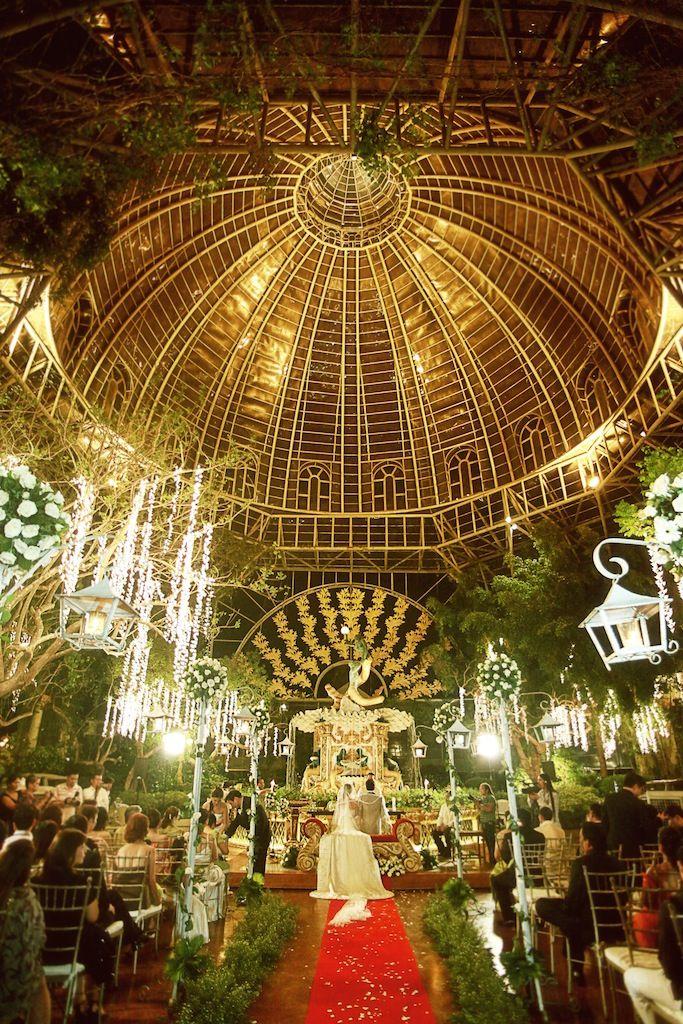 Wedding Chapel Fernbrook Gardens In The Phillipines Stunning