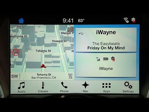 Ford S Sync 3 Shows Lightning Quick Layout Ford Sync Sync