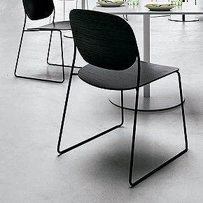 Francesco Rota se incorpora a Lapalma con las sillas Cut y Olo