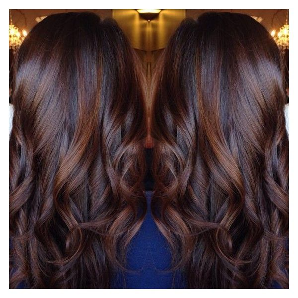 15 Delicious Chocolate Brown Hair Colors Hairstyle Guru Liked