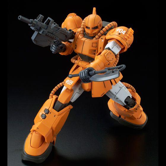GUNDAM GUY: P-Bandai: HG 1/144 MS-04 Bugu [Gundam The ORIGIN] - Release Info