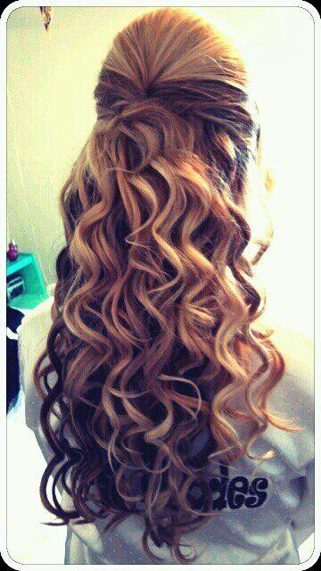 Wedding Hair Parish Kelley Pensacola Fl Loose Curls Hairstyles Curls For Long Hair Long Hair Wedding Styles