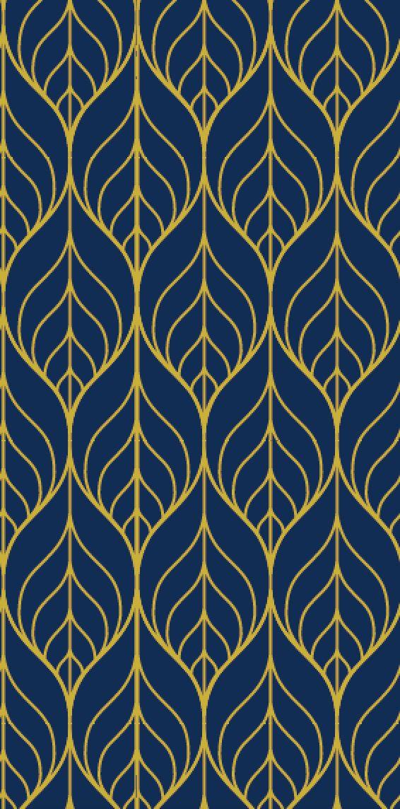 Removable Wallpaper Peel And Stick Wallpaper Leaf Wallpaper Etsy In 2021 Navy Wallpaper Leaf Wallpaper Nursery Wallpaper